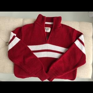 Old Navy Shirts & Tops - Boys mock turtleneck 1/4 zip sweater